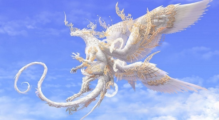Дракон - символ объединения Духа и Материи