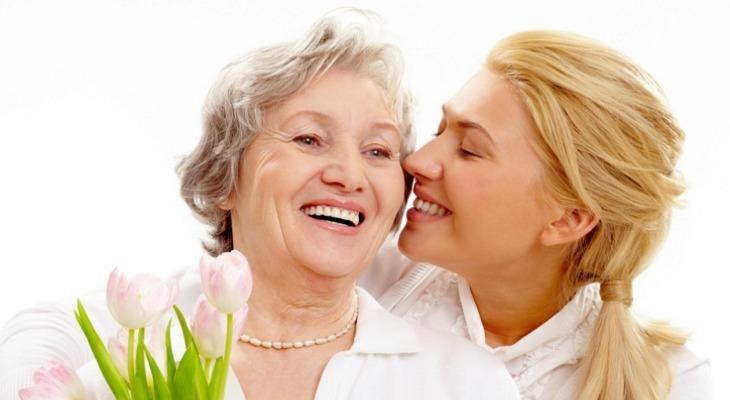 Мама и бабушка в новом сиянии