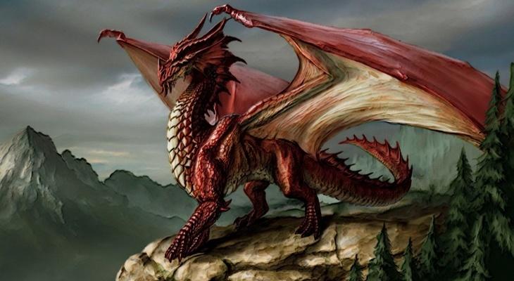 Дракон - божественная сила перемен и трансформации.